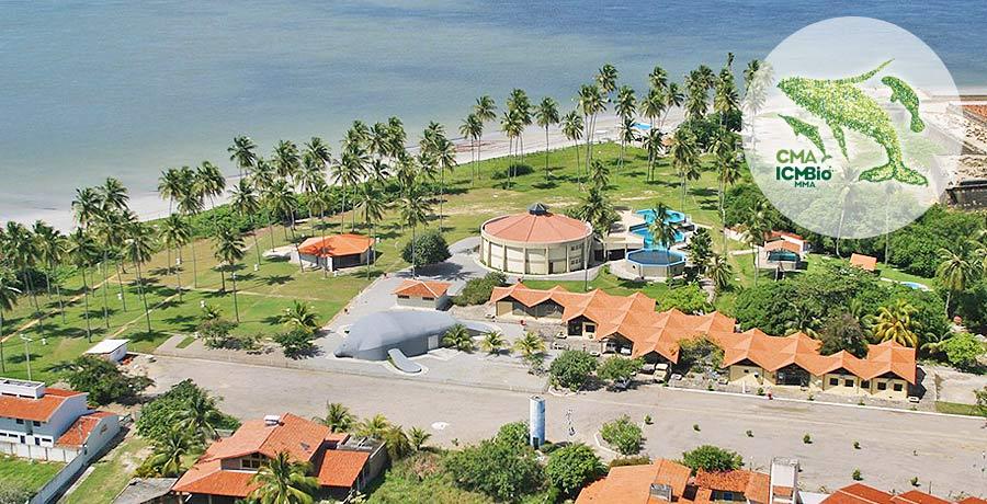 Centro Nacional de Pesquisa e Conservação de Mamíferos Aquáticos-CMA em Itamaracá/PE