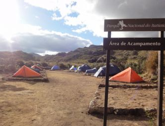 Camping no Parque Nacional de Itatiaia