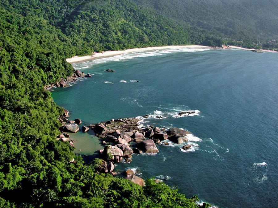 Parque Nacional Serra da Bocaina. São José do Barreiro -SP